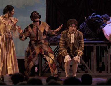 La Guerre des Théâtres d'après Fuzelier