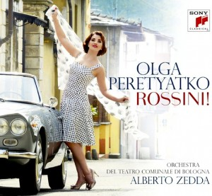 Olga Peretyatko Rossini Alberto Zedda Sony Classical CD Arias and Scenes