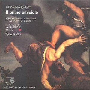 Scarlatti alessandro il primo omicidio oratorio cd rene jacobs classiquenews compte rendu cd juil 2015