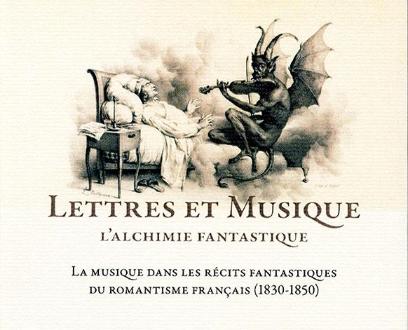 """Joyaux oubliés du """" récit fantastico-musical """""""
