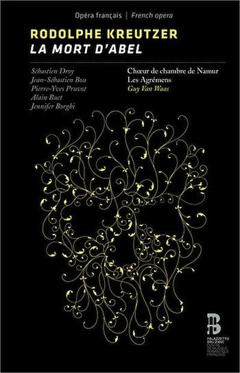 kreutzer la mort d abel oratorio 1810 livre cd