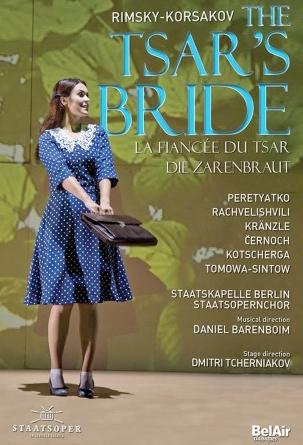 rimsky-korsakov-fiancee-du-tsar-bride-barenboim-tcherniakov-berlin-oct-2013-compte-rendu-critique-CLASSIQUENEWS-dvd-bel-air-classiques-