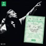 Martinon jean erato the late years 1968 - 1975 Dukas, ROussel, Pierne, Berlioz Poulenc
