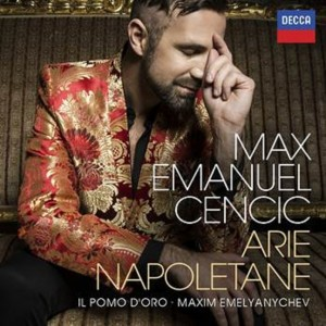 cencic arie napolitane cd decca review account of compte rendu critique du cd CLASSIQUENEWS cover Arie Napoletane