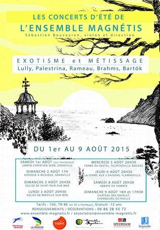 magnetis ensemble violoniste sebastien bouveyron presentation concerts et tournee par classiquenews ete 2015 aout 2015 copu de coeur de classiquenews