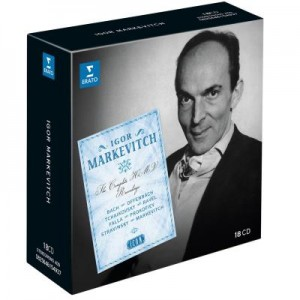 markevitch igor the complete recordings ERATO ICON cd review presentation compte rendu critique classiquenews septembre 2015