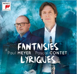 Meyer-Contet, Fantaisies Lyriques, cover