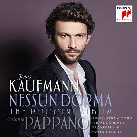 kaufmann jonas puccini cd classical sony review presentation account of CLASSIQUENEWS clic septembre 2015 cd