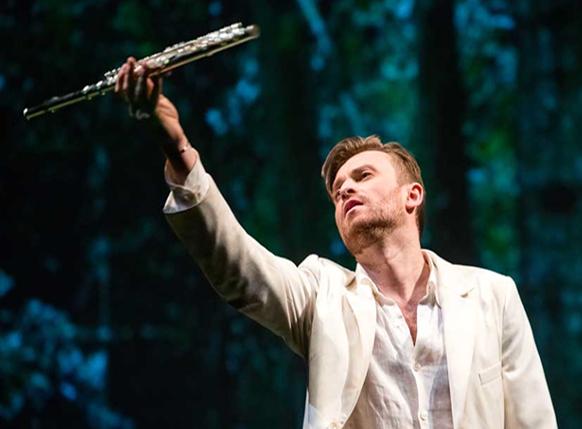 Mozart : la Flûte enchantée version Carsen / Rattle sur Brava