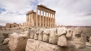 palmyre cite syrie cite martyr ete 2015