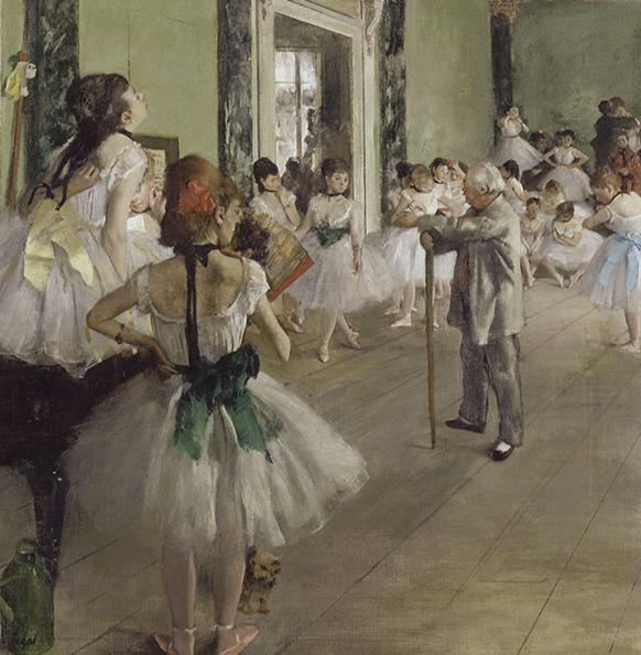 DEGAS-coppelia-1873--1876--CLASSIQUENEWS-ballet-giselle,-sylphyde-coppelia-edgar-degas-classe-de-danse