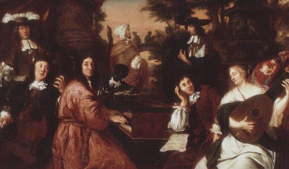 Reincken-buxtehude-painting-tableau-societe-musicale-1674-dietrich-Buxtehude-classiquenews-582