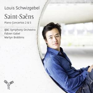 saint saens cd concertos 2 et 5 cd review critique compte rendu louis schwizgebel BBC symphony orchestra cd Aparte critique sur classiquenews