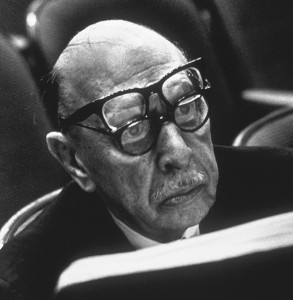 Stravinsky for ever