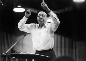 stravinsky chef orchestre compositeur et maestro