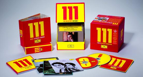 111 coffret deutsche grammophon 2 coffrets noel 2015