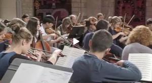 Jeune orchestre de l abbaye saintes video_JOA_saintes_david_stern