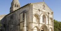 Saintes cite musicale, abaye aux dames annonce concert classiquenews abbatiale-facade-724x521