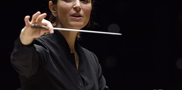Debora Waldman dirige Mozart à Vincennes