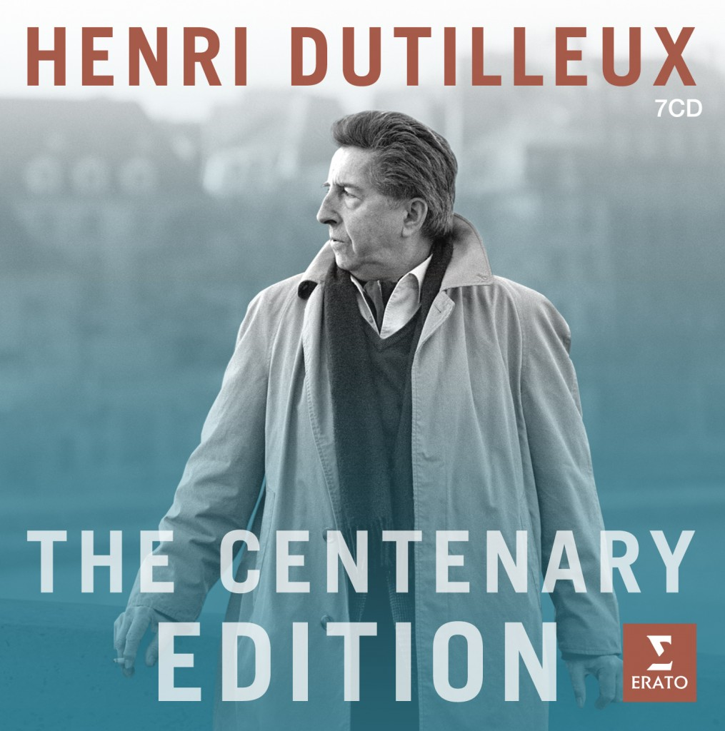 DUTILLEUX - The Centenary Edition 7CD
