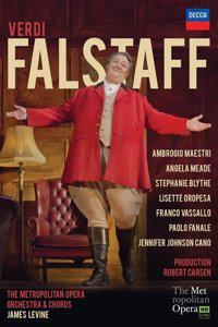 Falstaff verdi decca dvd critique review classiquenews carsen levine decembre 2013 metropolitan opera dvd