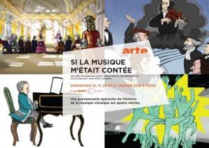 arte si l amusique m etait contee serie arte presentation critique janvier 2015 classiquenews