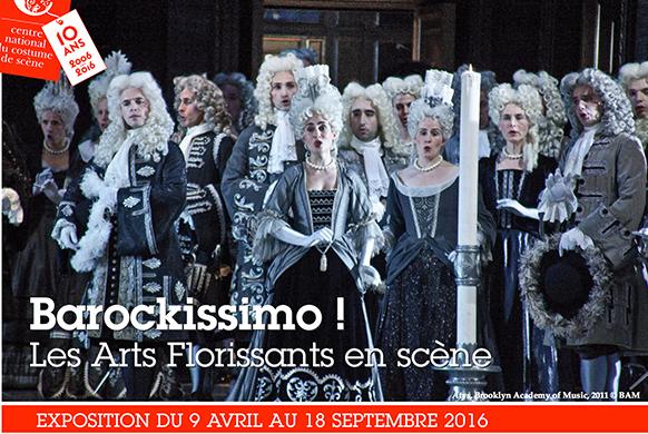Barockissimo : Les Arts Flo sur scène