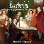 Boccherini quatuors symposium 6 quatuors opus 26 review critique compte rendu CLASSIQUENEWS fevrier 2016 Cover