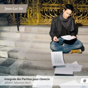 HO Jean-luc 3 cd coffret JS BACH critique review clavecin partitas clavecin partitas pour clavecin volume 3 jean-luc ho cd nomad music