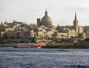 Malte. Festival de musique Baroque à La Vallette
