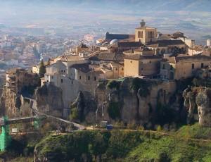 ESPAGNE, Castilla La Mancha : festival de Cuenca 2016
