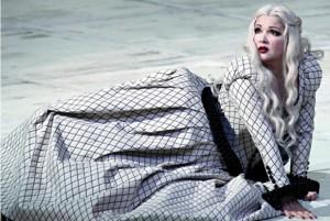Paris, Opéra Bastille. Anna Netrebko chante Leonora