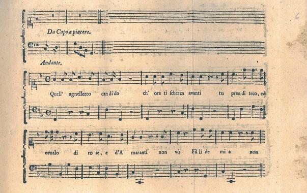 partition Per la ricuperata di Ophelia mozart salieri nancy storace manuscrit decouvert prague classiquenews janvier 2016