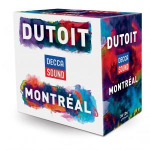 Dutoit charles decca montreal coffret box 35 cd review compte rendu critique classiquenews fevrier mars 2016