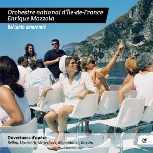 mazzola orchestre ile de france bel canto bellini donizetti rossini bel canto amore mio cd critique review classiquenews