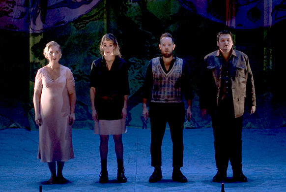Nouvel Enlèvement au sérail de Mozart à l'Opéra de Tours