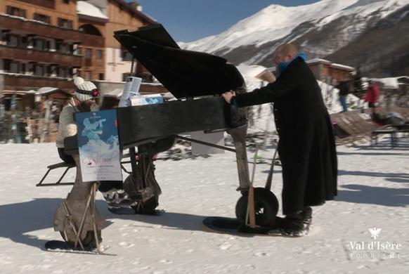 Classicaval : festival événement à Val d'Isère