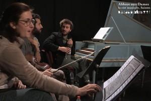 Nevermind, nouveau quatuor sur instruments d'époque