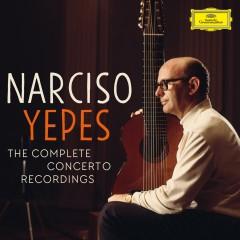 yepes narcisso cd deutsche grammophon complete concertos recordings review compte rendu annonce critique classiquenews 028947954675-Cvr_n-240x240