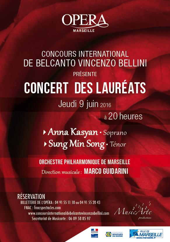 Bellini concours concert marseille 9 juin 2016