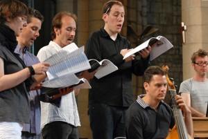 POITIERS, TAP : Vox Luminis réenchante Bach et Schütz