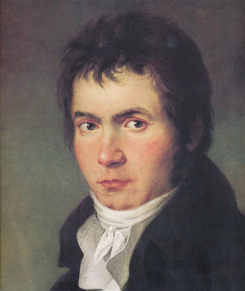 beethoven 1803 apres Symphonie 1 creation symphonies romantiques classiquenews review compte rendu cd critique 800px-Beethoven_3