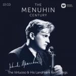 menuhin yehudi le violon du siecle 3 cd review compte rendu classiquenews review presentation centenaire Menuhin