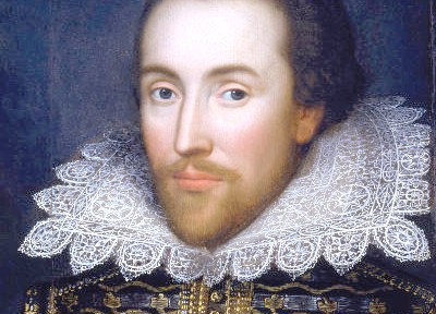 shakespeare william portrait