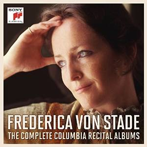 von stade frederica the complete columbia recital albums coffret cd review  critique cd classiquenews 18 cd coffret box 51AiKLG6r5L._SY300_QL70_