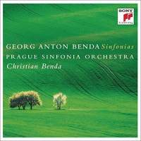 BENDA georg anton - christian benda symphonies review compte rendu critique 1 cd Sony classical sony88875186192