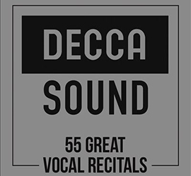 55 chanteurs légendaires chez Decca