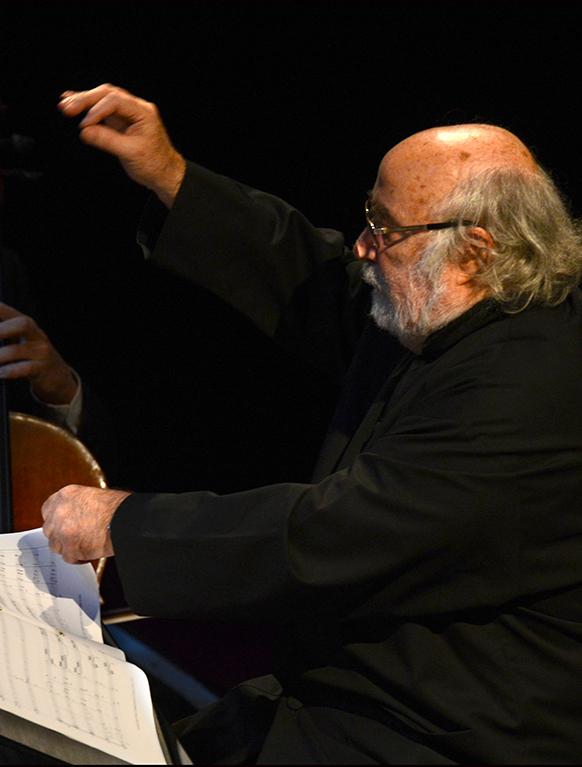 OPERA : Jean-Claude Malgoire embrase Rossini à Tourcoing et Paris