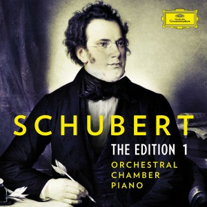 Schubert the edition 1 orchestral chamber piano review presentation critique cd classiquenews CLIC de classiquenews Cvr-00028947955450