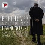 harnoncourt beethoven missa solemnis ete 2015 2 cd sony classical review presentation annonce CLASSIQUENEWS critique cd